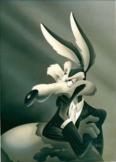 wile coyote | Wile E. Coyote - wile-e-coyote Photo