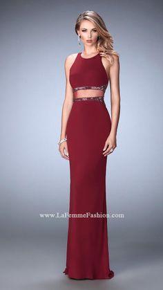 La Femme 22272   La Femme Fashion 2016 - La Femme Prom Dresses - La Femme Short Dresses