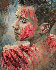 """expressive figure painting""的图片搜索结果"
