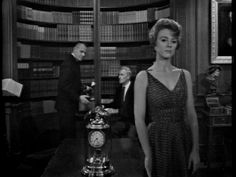"lateness.png (689×517)  Inger Stevens as Jana ""Twilight Zone."""