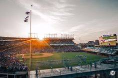 Chicago Cubs Opening Night at Wrigley Field on April 5, 2015