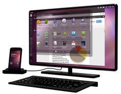 Pana la inceputul 2012, UBUNTU detinea 60-65%  din distributile de *.nix instalate pe desktop uri si laptop uri, si in acest an se incearca cucerirea pietei de smartphonuri , unde numarul 1 este Android. Asteptam cum mare nerabdare.