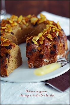 Chrismas Cake, Cake Recipes, Dessert Recipes, Desserts With Biscuits, Lactose Free, Gluten Free, Cakes And More, Flan, Brunch