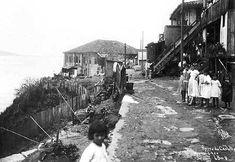 Morro do Castelo. Rio de Janeiro, 1920.
