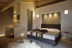 Camera Oslo, hotel di charme Villa Klofer Wonderland Resort a Campitello di Fassa. #trentinocharme
