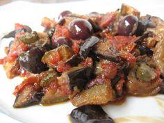 Ricetta Melanzane e zucchine a funghetto