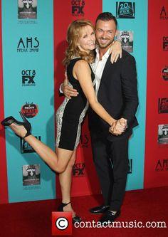 Lea & Artem - Premiere Screening Of FX's 'American Horror Story: Freak Show' 06/10/14