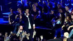 Nick Cave & The Bad Seeds & Bobby Gillespie - Push The Sky Away - O2 Are...