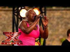 Jennifer Phillips performs Mariah Carey hit | Boot Camp | The X Factor UK 2015 - YouTube