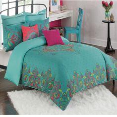 Vue Elodie Comforter Set & Reviews | Wayfair