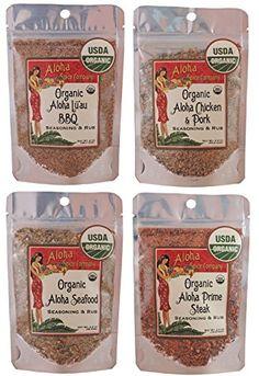 Organic Aloha Spice Company Seasoning…