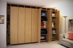 Wood Stock Works is a woodworking studio in Toronto specializing in custom-made furniture and design for the urban dweller! Custom Made Furniture, Furniture Making, Tall Cabinet Storage, Toronto, It Works, Woodworking, Urban, Studio, How To Make
