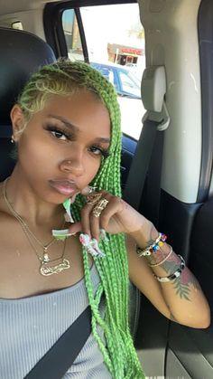 Black Women Hairstyles, Cute Hairstyles, Black Girl Braided Hairstyles, Black Girl Braids, Baddie Hairstyles, Girls Braids, Ponytail Hairstyles, Weave Hairstyles, Pretty Woman