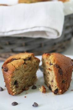 Muffins, No Cook Desserts, Banana Bread, Fruit, Cooking, Breakfast, Lactose, Food, Vegetarian Cooking