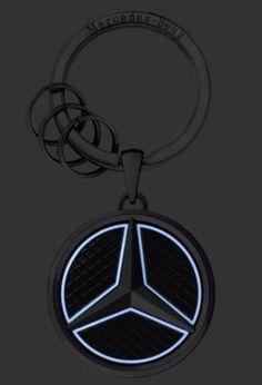 Genuine Mercedes Benz Key Ring Keyring Keychains Las Vegas Glow In The Dark | eBay Motors, Parts & Accessories, Apparel & Merchandise | eBay!