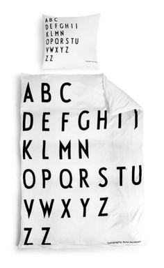 Via Design Letters | Duvet Cover