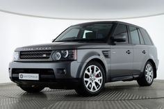 Used Land Rover Range Rover Sport TDV6 HSE Grey for sale Essex BD60NXT | Saxton 4x4