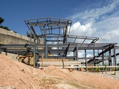 Metalli Engenharia - Estrutura Metálica   Residêncial