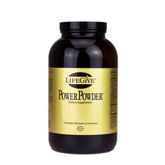 LifeGive™ Power Powder is the purest and most potent green food supplement made with organic ingredients. The Synergy Company, the pioneer in formulating and manufacturing enzymatically rich and organic superfoods, created LifeGive™ Power Powder exclusively for Hippocrates Health Institute. Packed with more than 60 vibrant ingredients, LifeGive™ Power Powder is a superior source of highly …