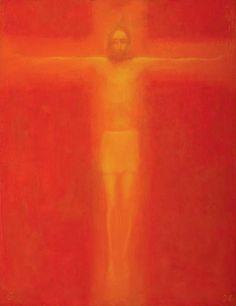 Catholic artist- Ladislav Zaborsk,