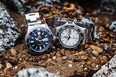 The rugged Mako USA II is equipped to tackle all seasons. Get yours here: https://orientwatchusa.com/product-category/mens-watches/diver/makousaii/