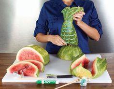 Mermaid watermelon