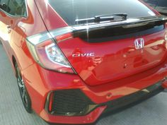 All New Honda Civic 1.5 L Cvt Turbo Hatchback Series | Aceh