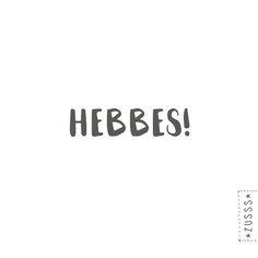 Zusss | Hebbes! | www.zusss.nl