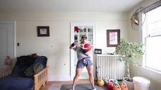 Kettlebell One Arm Clean 32kg 10 min 107 Reps