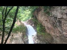 Imágenes de cascada tomada con el Sony Z3