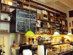 El Bistró de La Central: Buen café para tu libro en Madrid   DolceCity.com