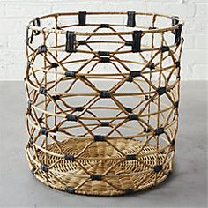 View larger image of beso large natural basket
