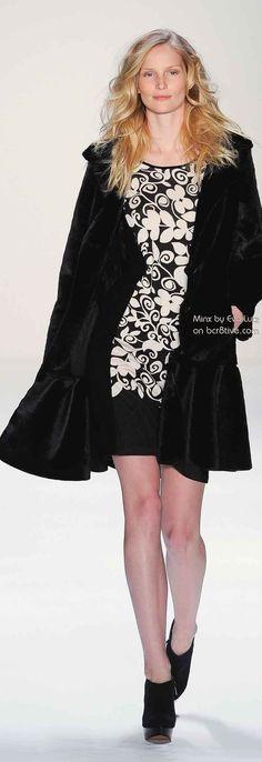 Minx by Eva Lutz Fall Winter 2013-14 Berlin Fashion Week