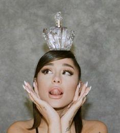 Instagram posts. Ariana Grande Fragrance, Crown, Instagram Posts, Jewelry, Fashion, Moda, Corona, Jewlery, Jewerly