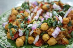Make and share this Chana Ko Tarkari recipe from Food.com.