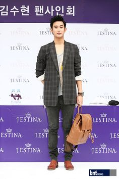 [June 10th 2012] Kim Soo Hyun (김수현) on J.ESTINA Fan Signing Event at Lotte Department Store (Jamsil Branch) #106 #KimSooHyun #SooHyun #JESTINA