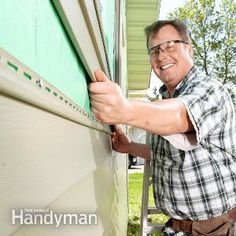 Vinyl Siding Installation/repair Tips.... we have to repair some of our vinyl siding, need to read this!