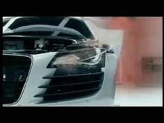 Watch the Audi TV commercial. The slowest car we've ever built. Tv Commercials, Audi R8, Dream Cars, Watch, Clock, Tv Adverts, Bracelet Watch, Clocks