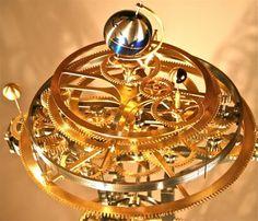 Emmanuel Bouquet-horloger-planétaire