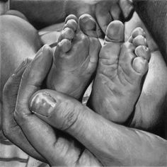 Within the Artist's loving Hand by *Ileina on deviantART : Pencil Drawing Realistic Pencil Drawings, Hyper Realistic Paintings, Art Drawings, Realism Art, Pencil Art, Love Art, Painting & Drawing, Amazing Art, Art Photography