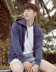 "kpophqpictures: "" ""[HQ] Nam Joo Hyuk for YG Stage 'The Summer' "" "" Asian Male Model, Korean Model, Male Models, Nam Joo Hyuk Cute, Jong Hyuk, Hyun Seo, Park Bogum, Lee Hyun Woo, Nam Joohyuk"