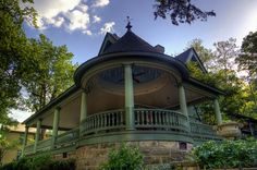 Arkansas - Eureka Springs - Victorian