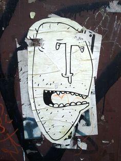 Walls can talk. Berlin, Kreuzberg