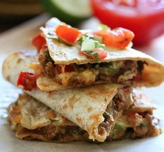 Piccadilly Quesadillas