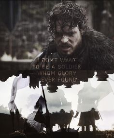 Fan Art of Robb Stark for fans of Game of Thrones. Bury me in armor, When I'm dead and hit the ground