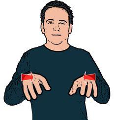 Ice - British Sign Language (BSL)