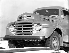 The Mercury Division of Ford Motor Company offered M-series pickups from 1946-1968. These were essentially F-Series trucks re-branded for sale in Canada, and their total production run is not known.
