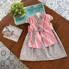 s Clothing Children' Girls Dresses Sewing, Frocks For Girls, Little Girl Dresses, Toddler Fashion, Kids Fashion, Baby Frocks Designs, Girls Clothes Shops, Dress Anak, Kids Gown