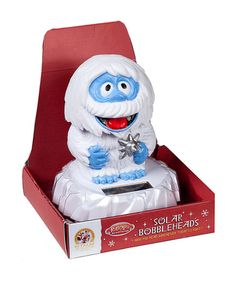 Love this Bumble Solar-Powered Bobblehead by Rudolph the Red-Nosed Reindeer on #zulily! #zulilyfinds