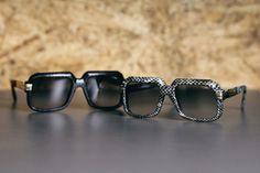 cazal eyewear 607 snakeskin collection 02 570x380 Cazal Eyewear 607 Snakeskin Collection